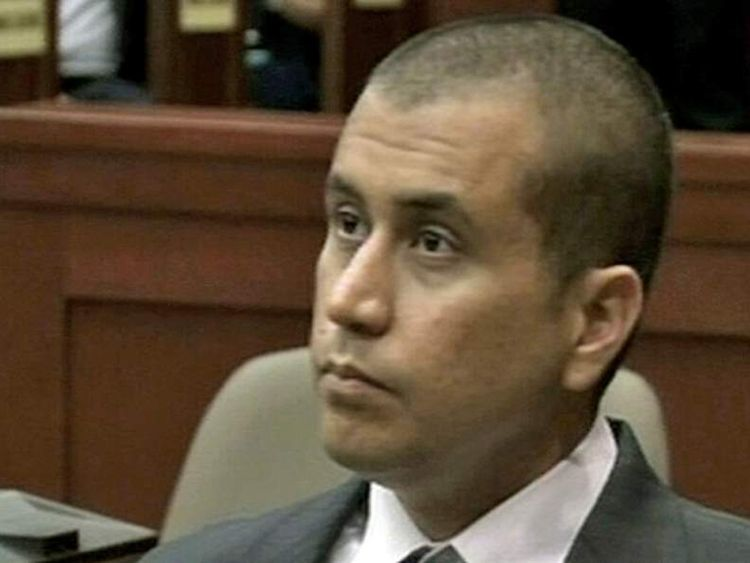 Trayvon shooter George Zimmerman at bail hearing