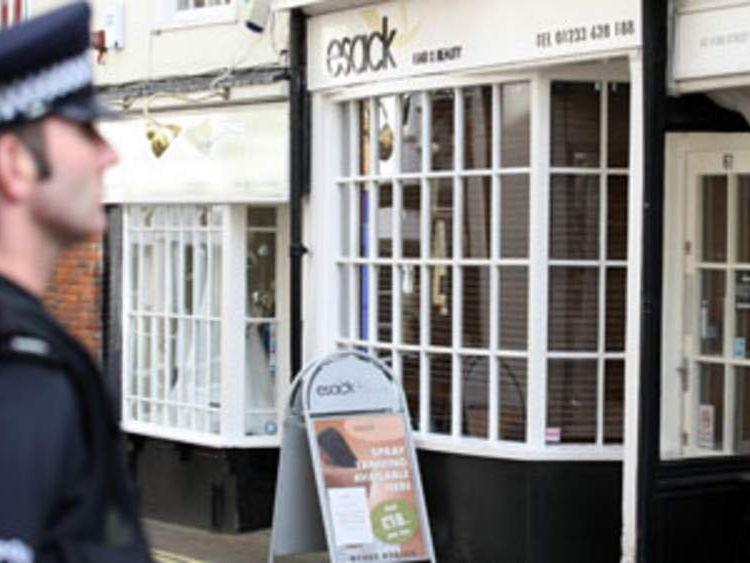 Esack Hair and Beauty in High Street, Ashford, Kent