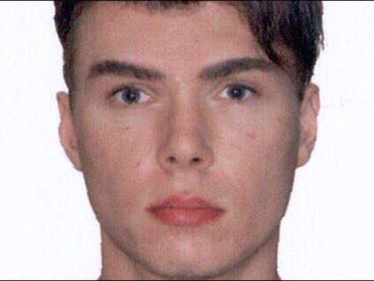 Murder suspect Luka Rocco Magnotta (Pic from Interpol)