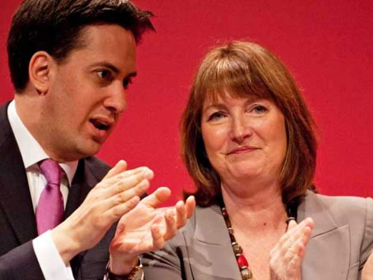 Miliband Defends Harman Over Paedophile claim
