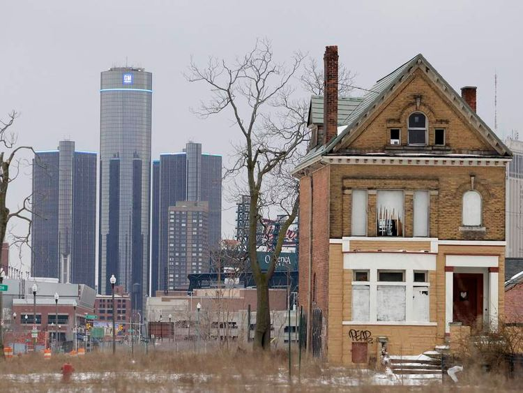 Detroit is teetering on the brink of bankruptcy