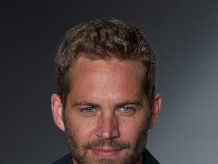 Fast and Furious actor Paul Walker