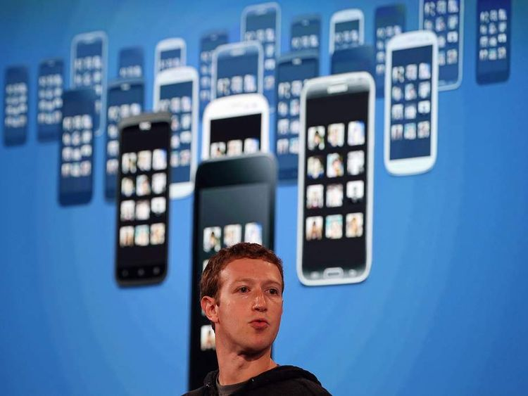 Facebook's Mark Zuckerberg Announces New Android Product