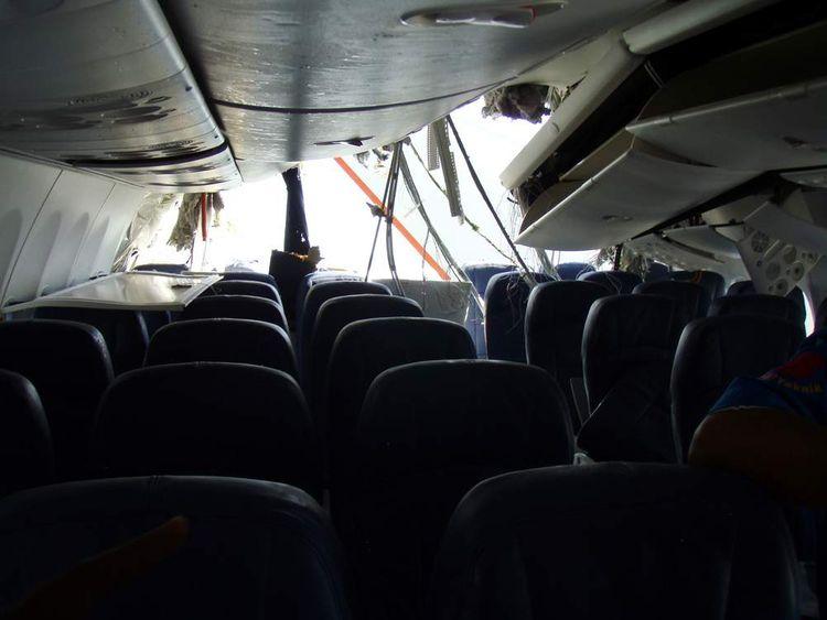 Bali plane crash
