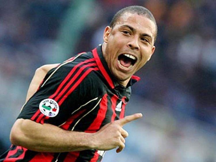 razilian footballer ronaldo