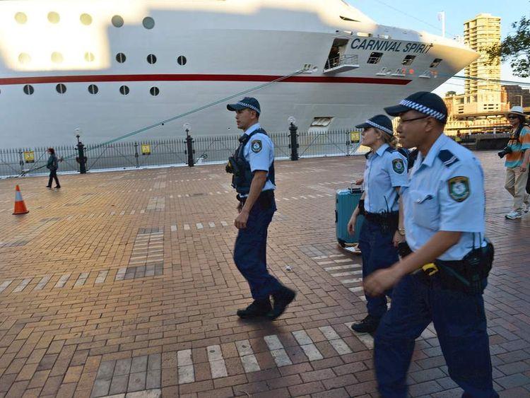 AUSTRALIA-PACIFIC-CRUISE-SHIP