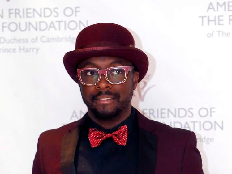 American Friends of The Royal Foundation Dinner Will.i.am