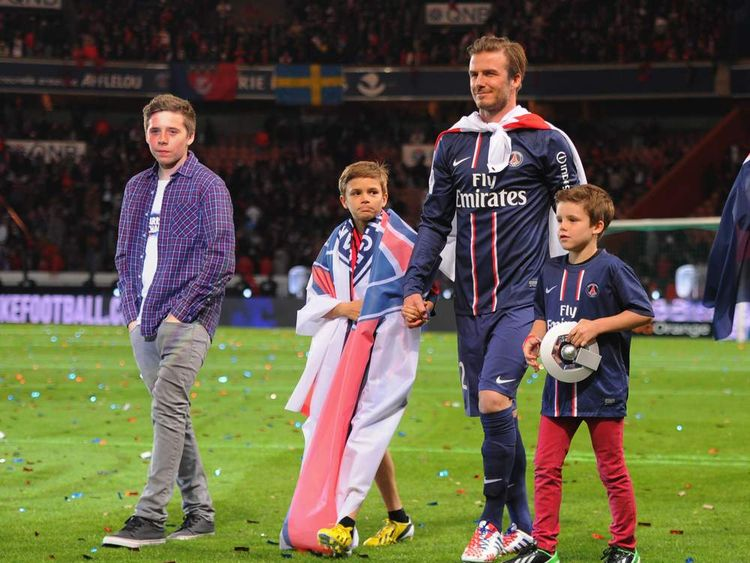 Paris Saint-Germain FC v Stade Brestois 29 - Ligue 1
