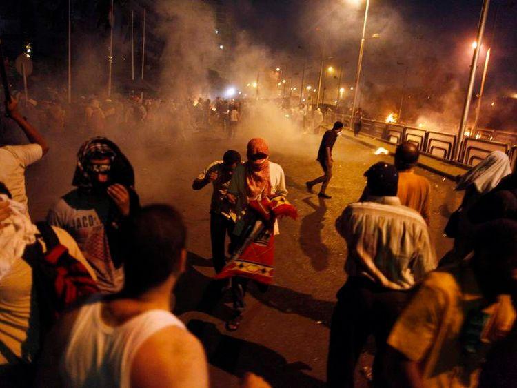 EGYPT-POLITICS-UNREST