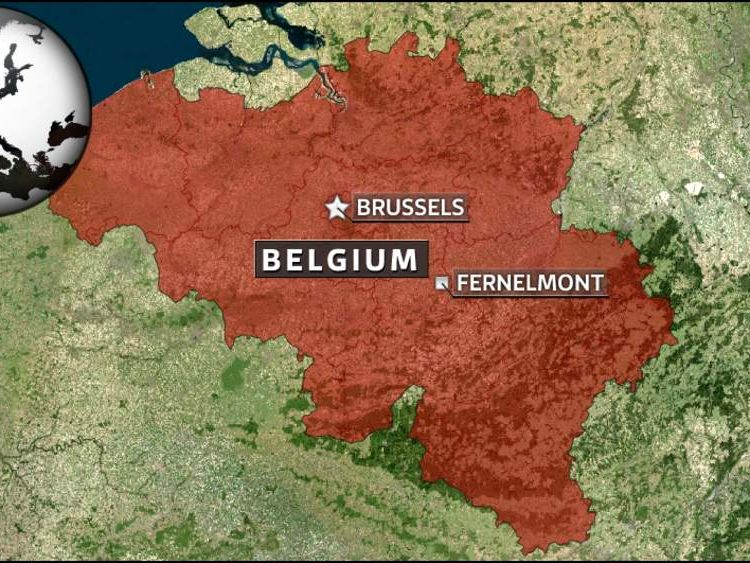 Belgium plane crash