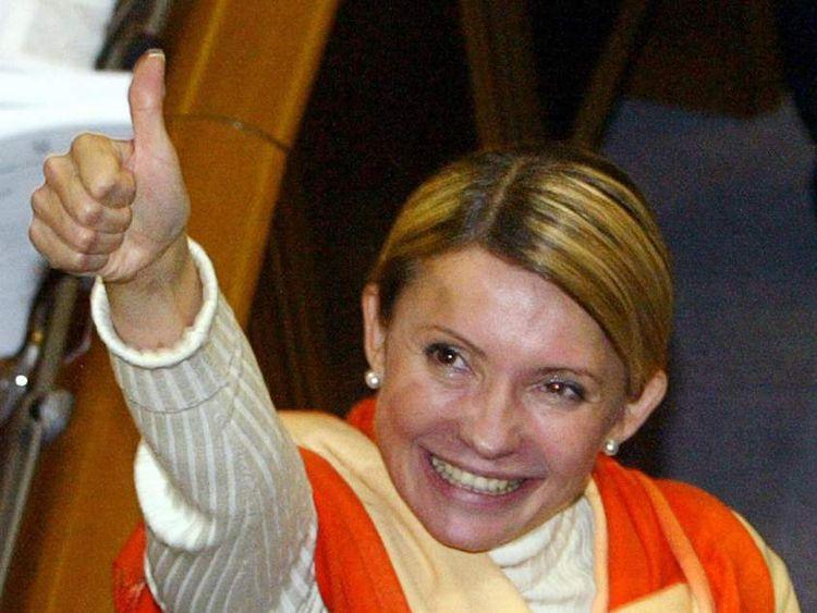 in 2004 in kiev