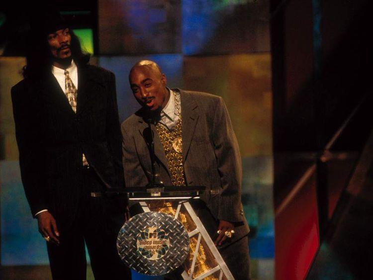 Snoop Dog And Tupac Shakur