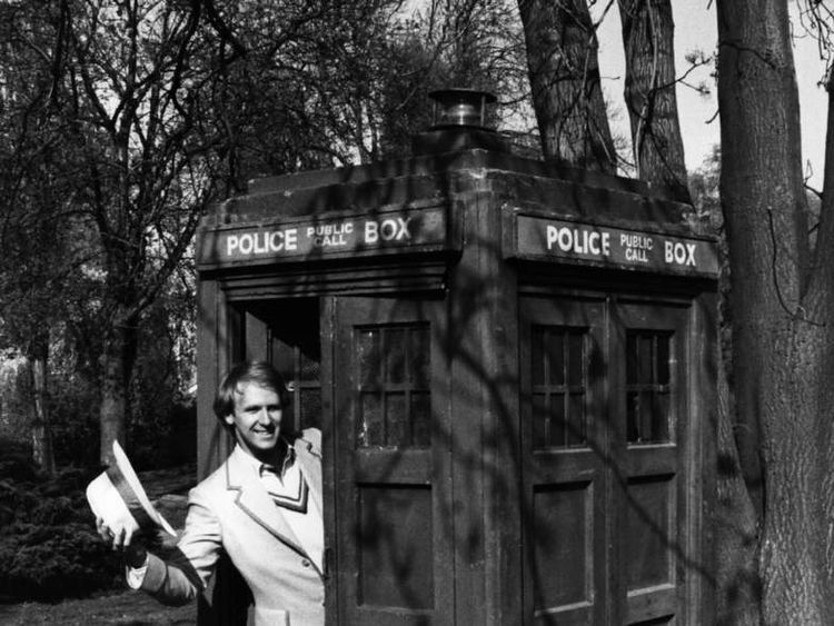 The Fifth Dr Who