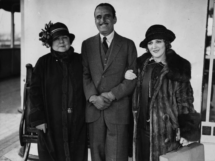 Fairbanks' Family