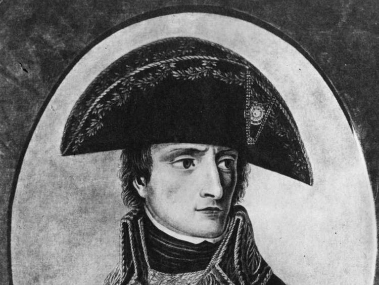 Napoleon Bonaparte French emperor