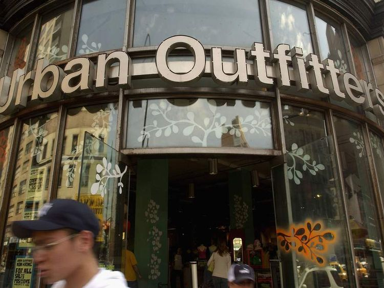 Urban Outfitters NYC Store