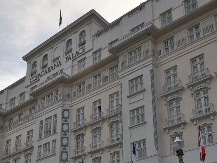Copacabana Palace hote