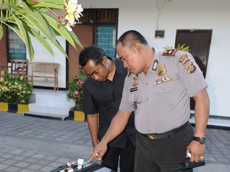 INDONESIA-US-CRIME-TOURISM