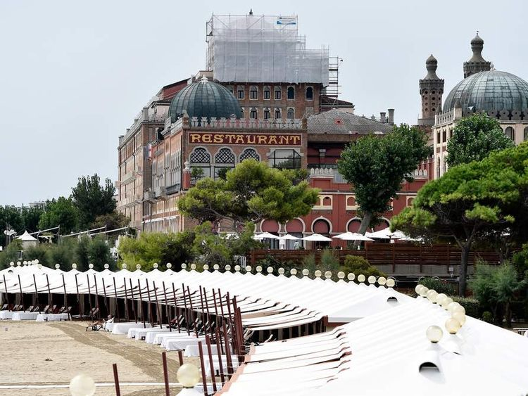 Atmosphere And Preparation - The 71th Venice International Film Festival