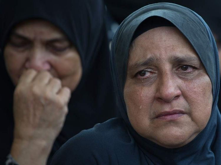 Malaysia In Mourning As MH17 Bodies Return Home