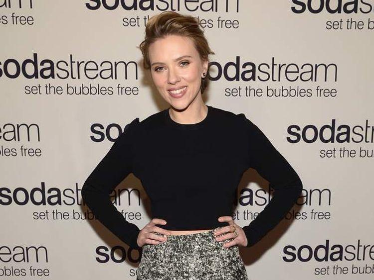 Scarlett Johansson becomes an ambassador for SodaStream