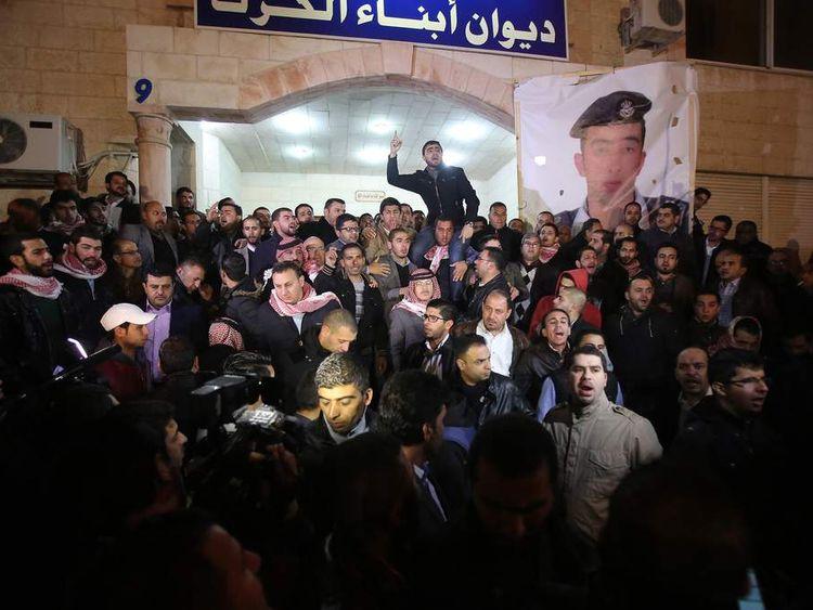 JORDAN-SYRIA-IRAQ-CONFLICT-IS-EXECUTE