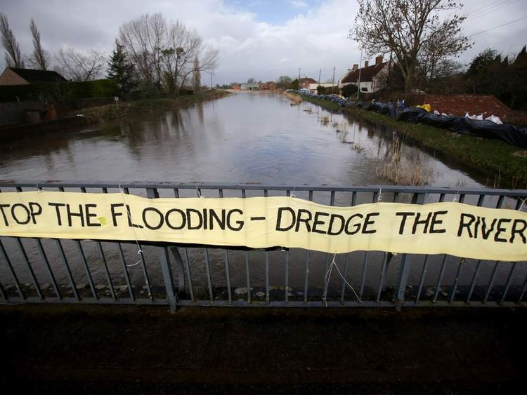 Campaigners had accused the Environment Agency of ignoring their calls for dredging.