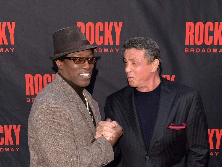 Rocky musical