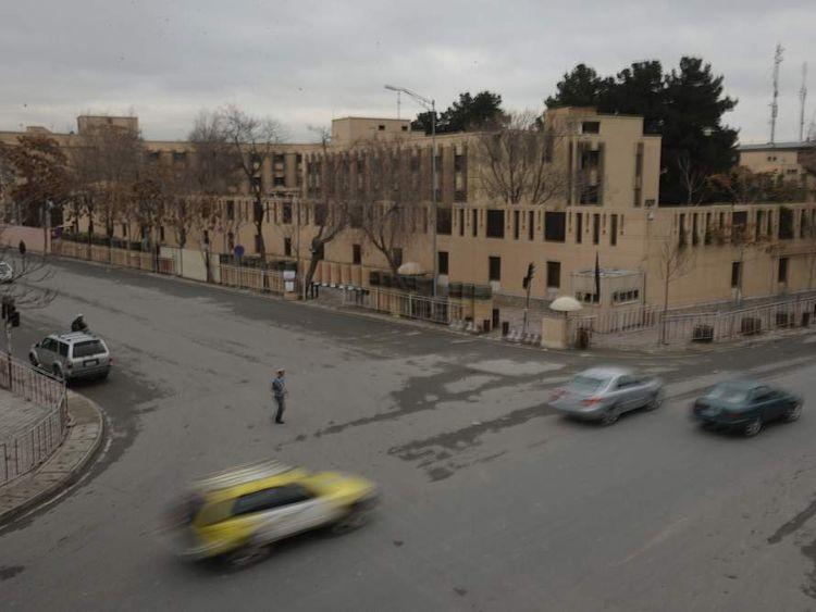 Gunmen Attack Serena Hotel In Kabul