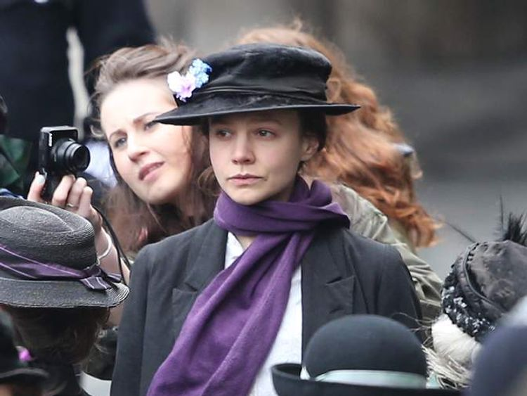 Suffragette Movie The First To Use Parliament As A Location