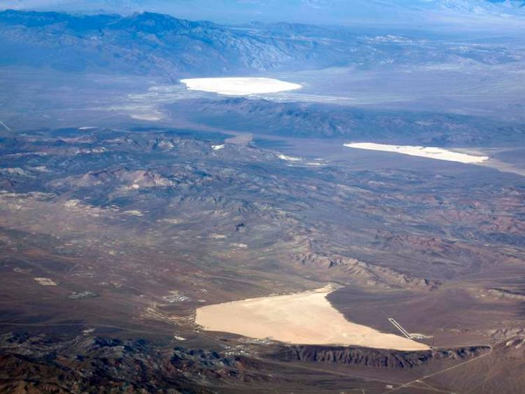 Area 51 Pic: Flickr/Doc Searls