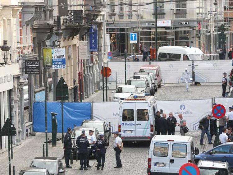 BELGIUM-CRIME-JEWISH