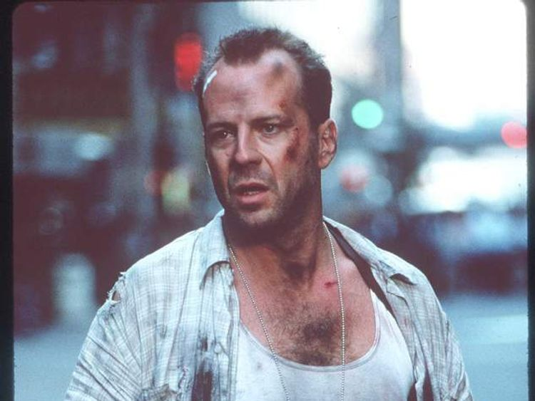 Bruce Willis Stars In Die Hard With A Vengeance