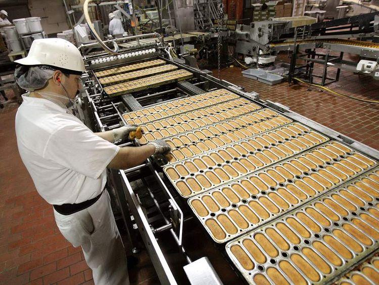 Twinkies factory worker