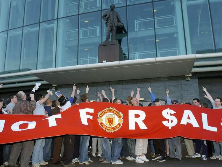 Glazer makes renewed bid for Manchester United