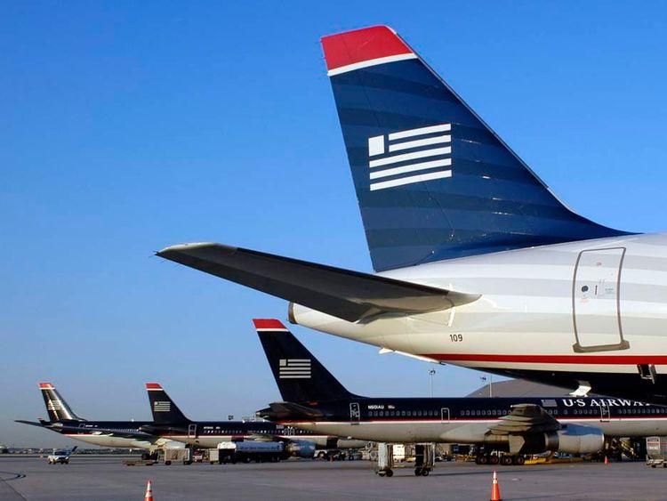 US Airways plan