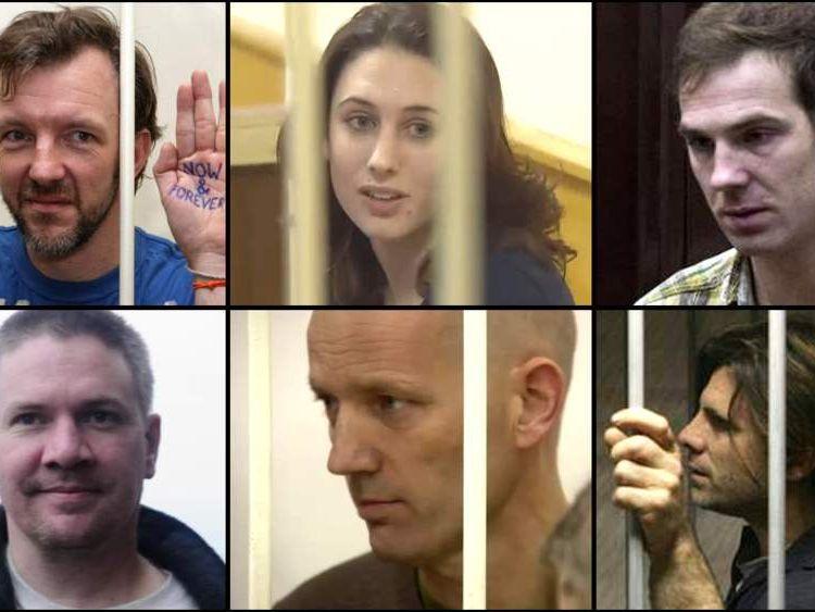 Philip Ball Detention Hearing In St. Petersburg.
