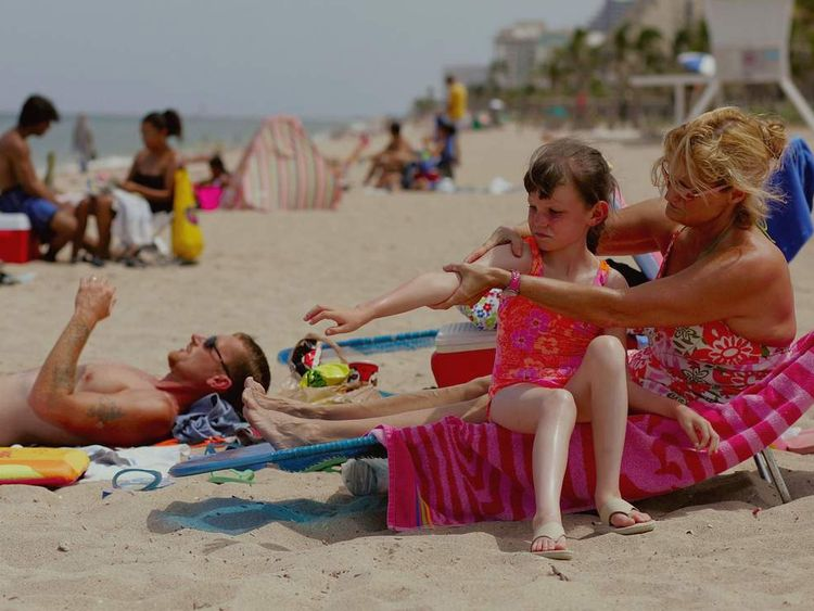 Sunscreen May Fail To Prevent Skin Cancer