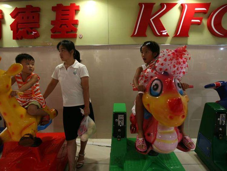 KFC In China