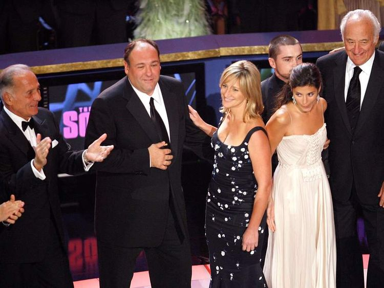 59th Annual Emmy Awards - Show