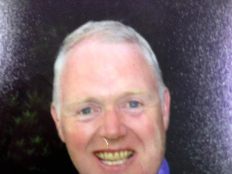 Undated handout photo issued by the PSNI of David Black, 52, a father-of-two who was gunned down as he drove to work