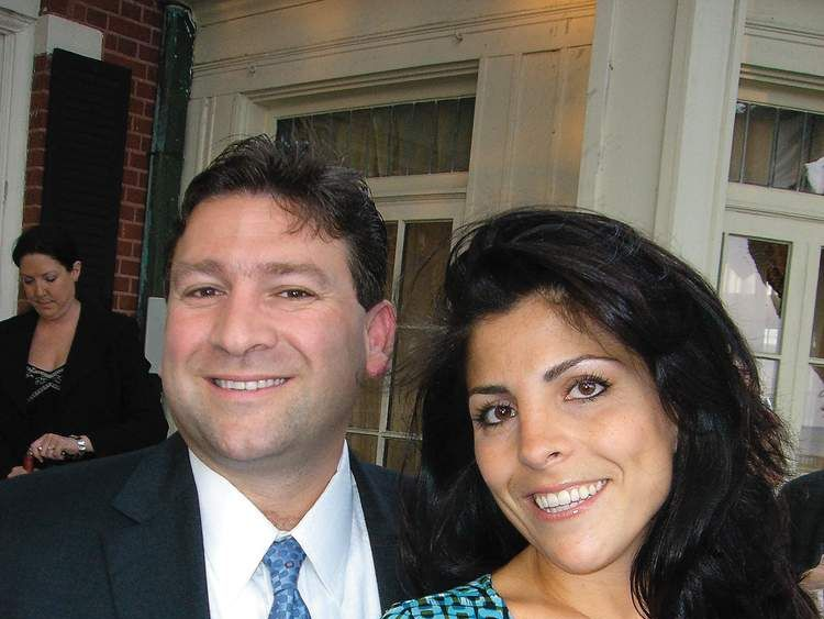 Jill Kelley and Scott Kelley March 30 2007