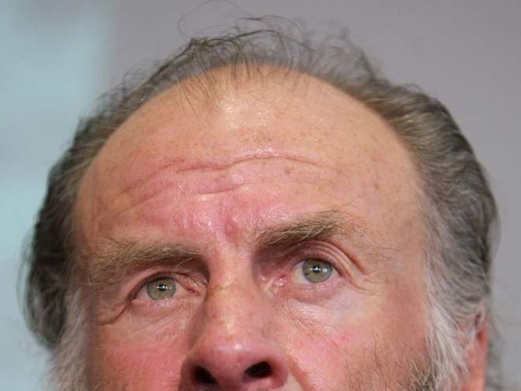 Sir Ranulph Fiennes Returns Home After Conquering Mount Everest