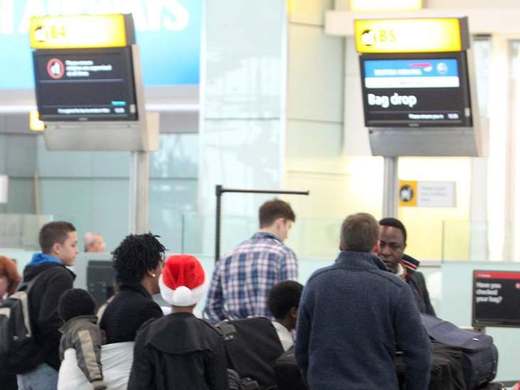 Busiest festive travel day expected