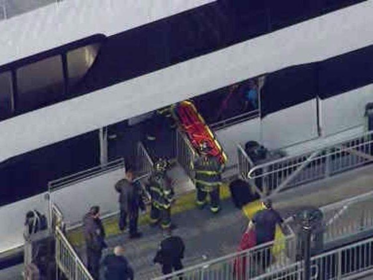 US Ferry crash