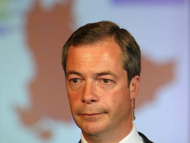 PM in Farage TV debates put-down