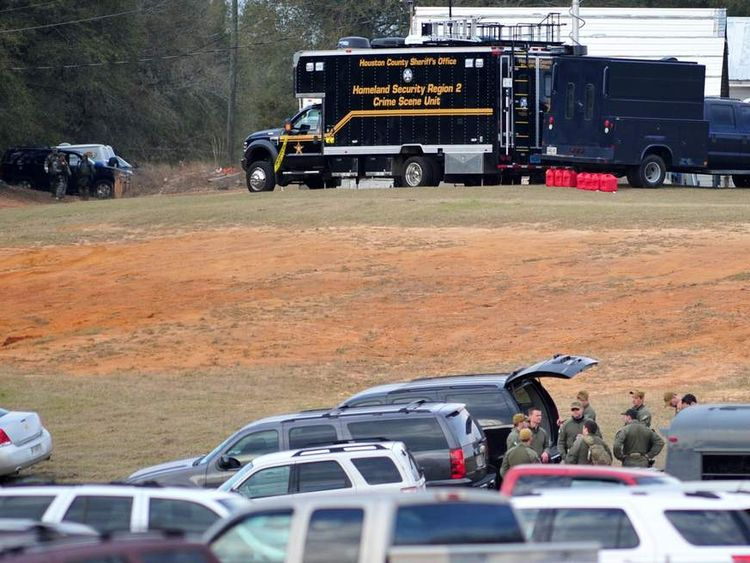 Alabama Hostage Drama Comes To An End