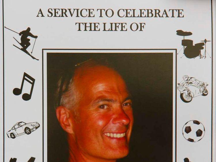 Pete Barnes funeral
