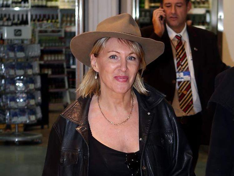 Nadine Dorries expenses