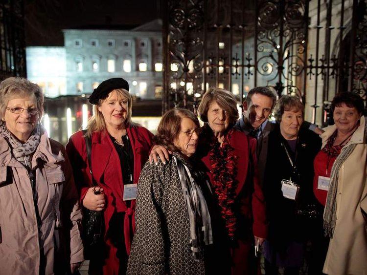 Members of Madalene Survivors Together